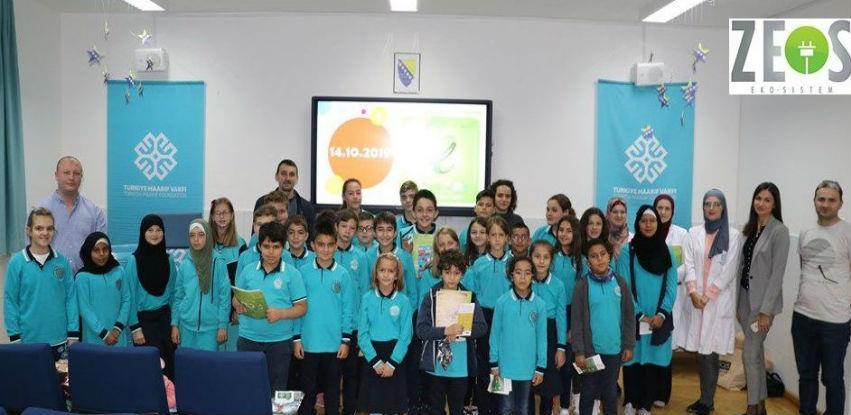 ZEOS Radionica Međunarodni dan E-otpada