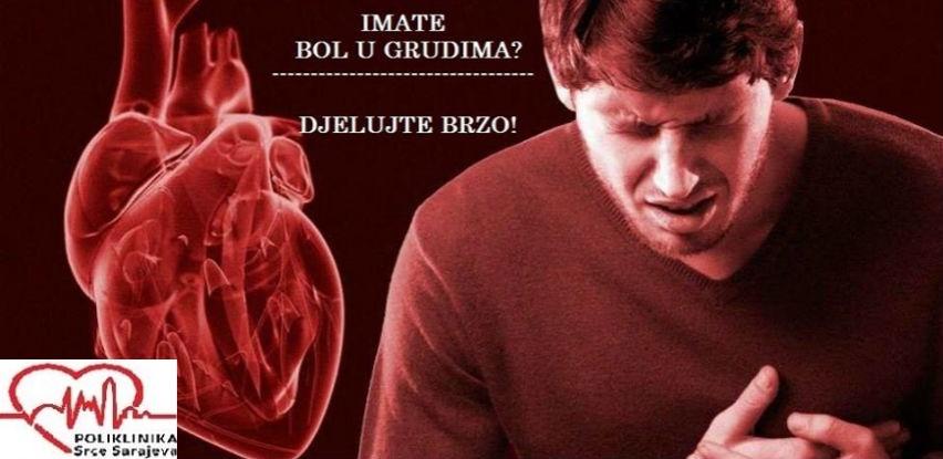 Poliklinika Srce Sarajeva - Velika akcija samo u februaru!