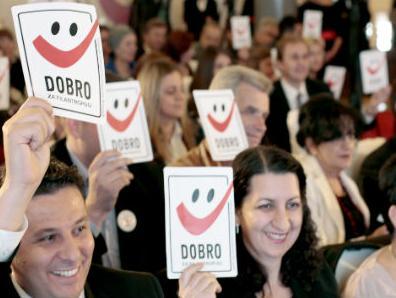 Počele nominacije za nagradu DOBRO za filantropiju