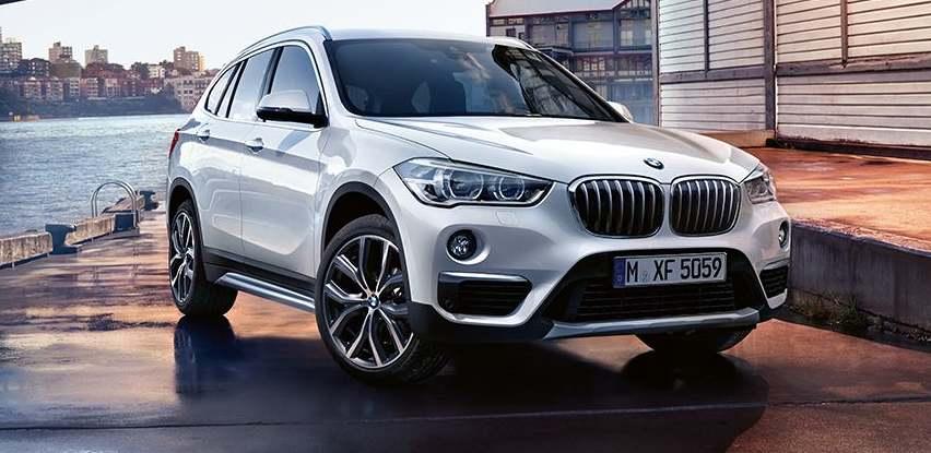 BMW X1 savršeno se prilagođava izazovima na cesti