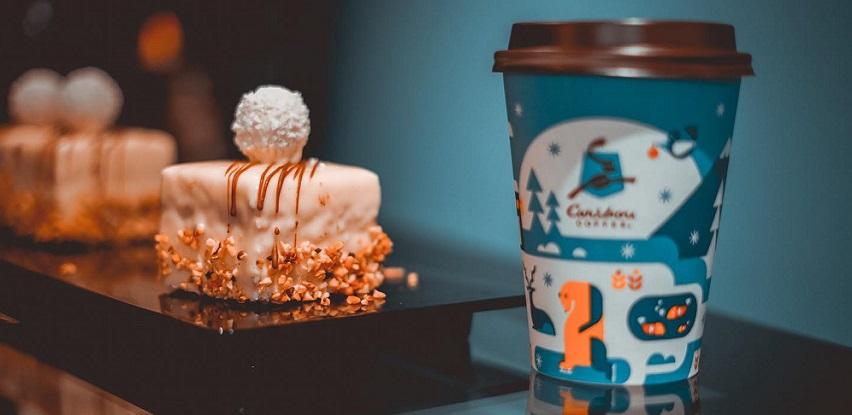 Uz kafu uživajte i u ukusnim slasticama u Caribou Coffeu