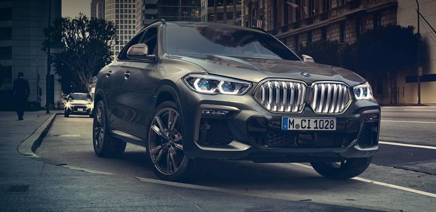 Autocentar Tomić predstavlja inteligentnu zvijer BMW X6