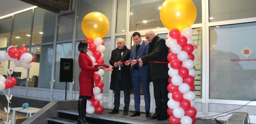 Svečano otvoren renovirani prodajni centar Sarajevo-Osiguranja u Zenici