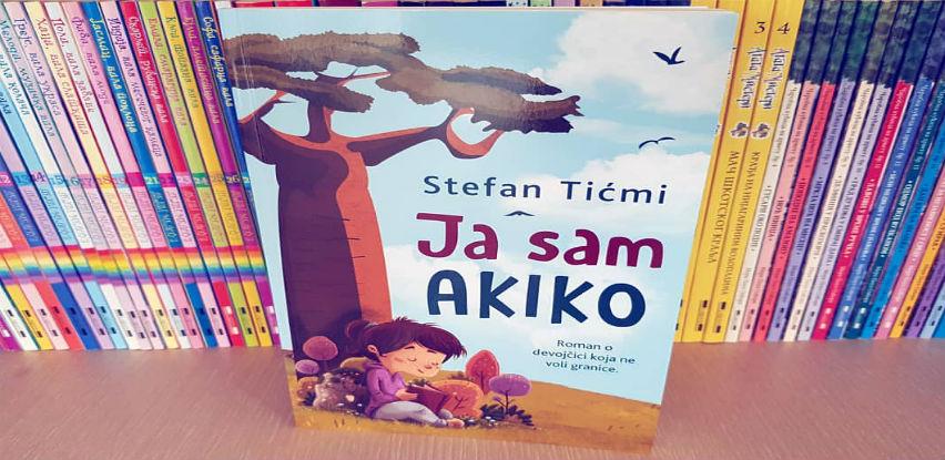 """Drugi mjesec zaredom """"Ja sam Akiko"""" najtraženije izdanje u knjižari Knjiga.ba"""