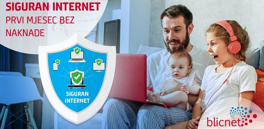 Novo: Blicnet predstavlja uslugu Siguran internet