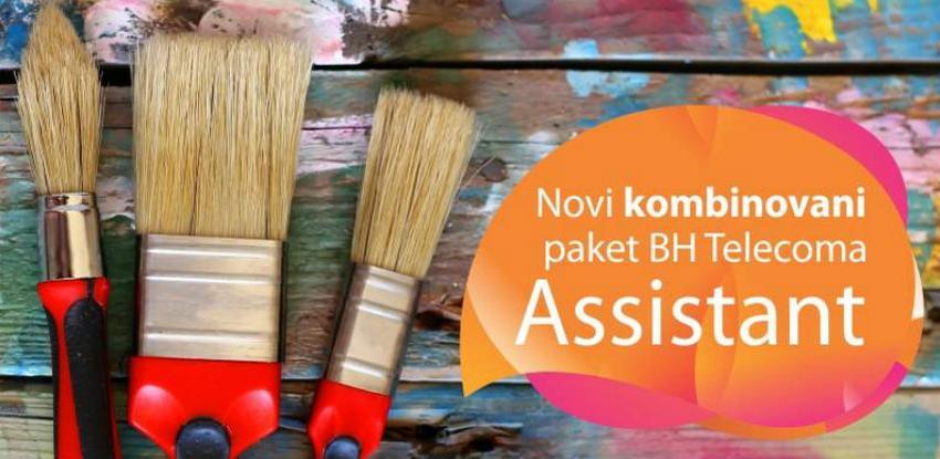"Novo: Kombinovani mobilni paket ""Assistant"""