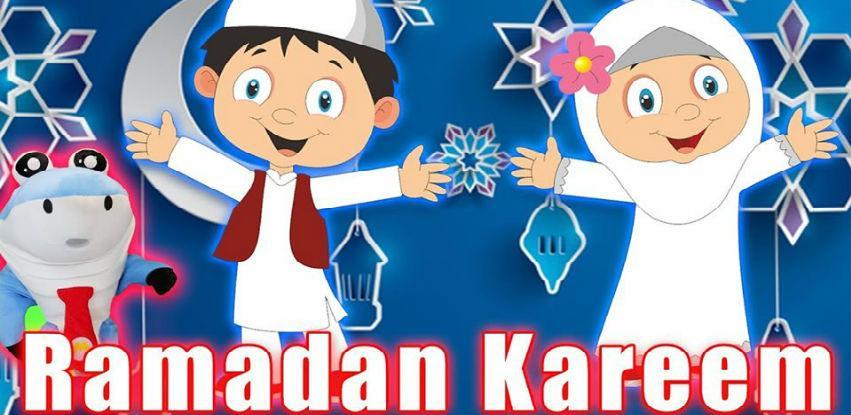 Ramazanski pokloni za najmlađe