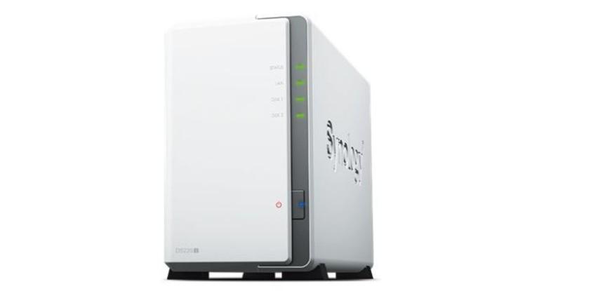 Synology predstavio DiskStation DS220j
