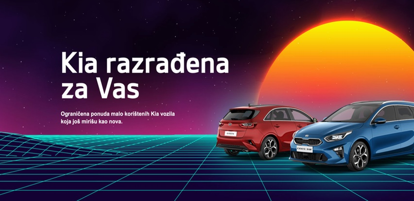 Kupite malo korišteno Kia vozilo i uštedite u SERVICE MAXX-u!