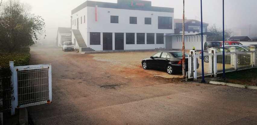 Inter trgovina rezervnih auto dijelova na novoj lokaciji