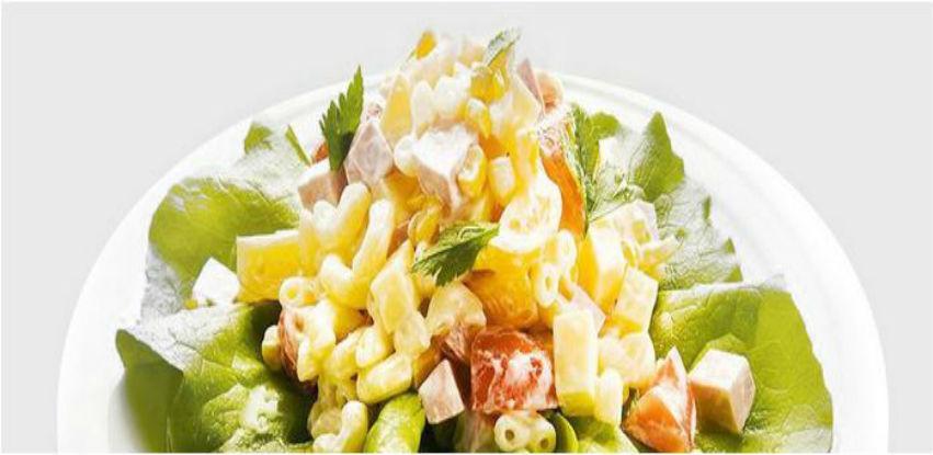 Poli salata jednostavno, brzo i ukusno