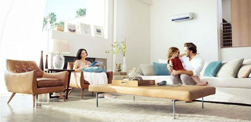 Uživajte u hlađenju uz tehnologiju Wind-Free™ i Vd-Mašinske Instalacije