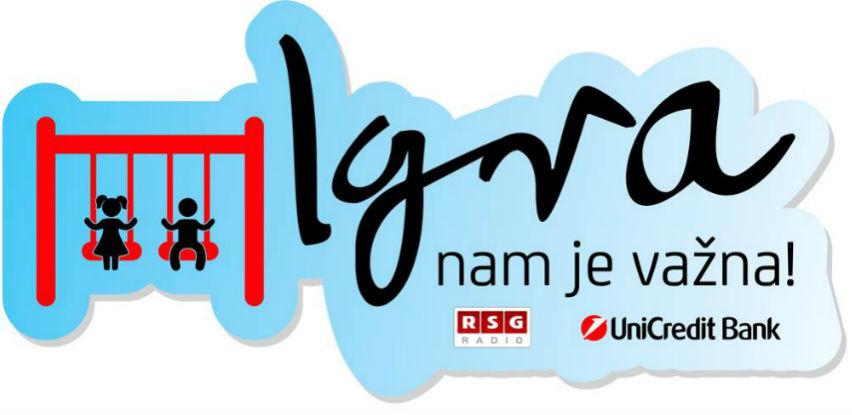 """UniCredit Bank i RSG Media Group - """"IGRA NAM JE VAŽNA"""""""