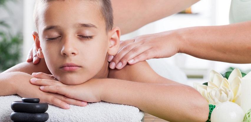 Masaža za djecu i tinejdžere - zašto ne?
