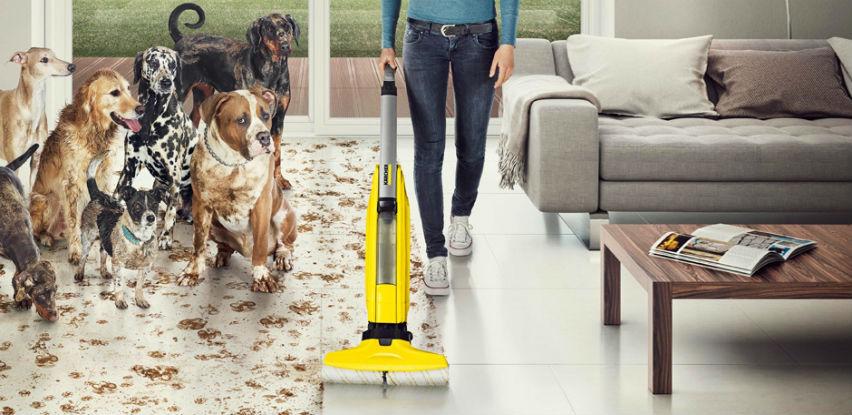 Isprobajte Kärcher FC 5 čistač podova i uvjerite se u njegove mogućnosti