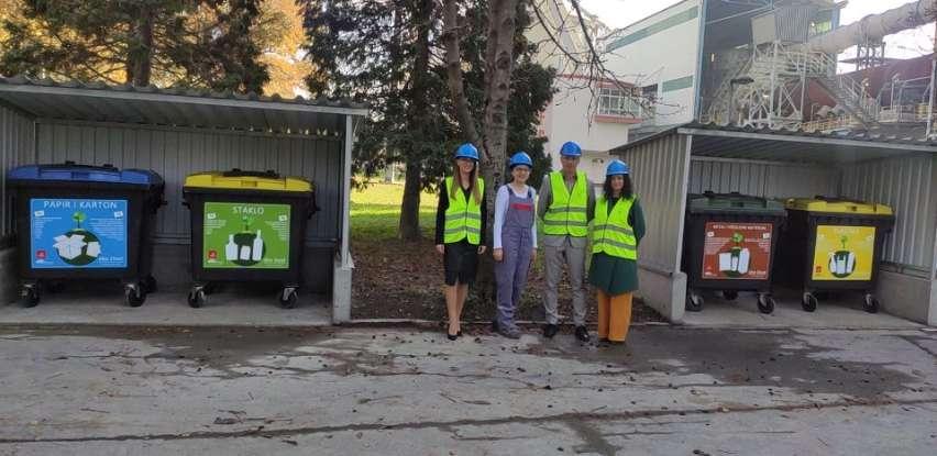 Lukavac Cement uveo selektivno odlaganje otpada