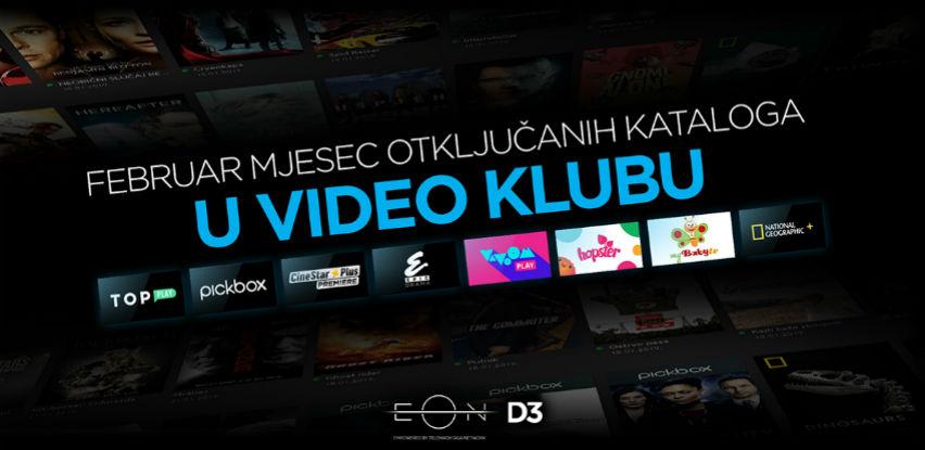 Februar, mjesec otključanih hit naslova u Telemach Video klubu