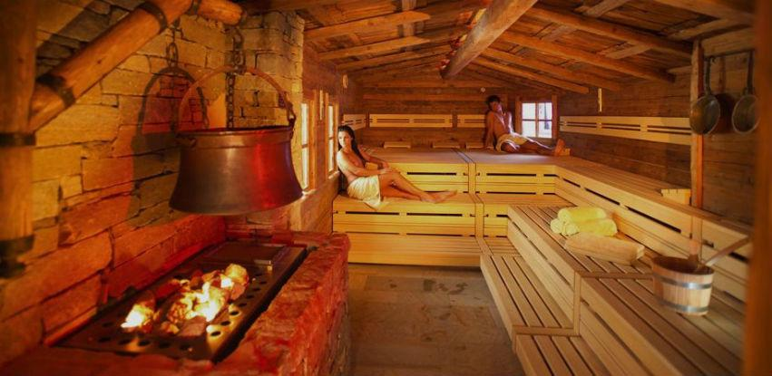 Odlazak u saunu odličan je za vaše zdravlje