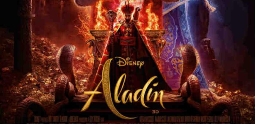 Multiplex Ekran vas nagrađuje ulaznicama za filmsku projekciju Aladin