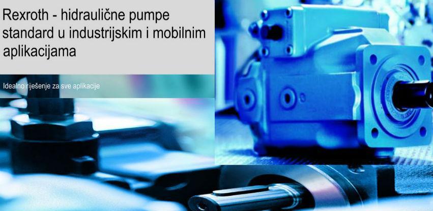 Rexroth – Hidraulične pumpe standard u industrijskim i mobilnim aplikacijama