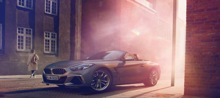 BMW Z4 otkriva vašu ambiciju