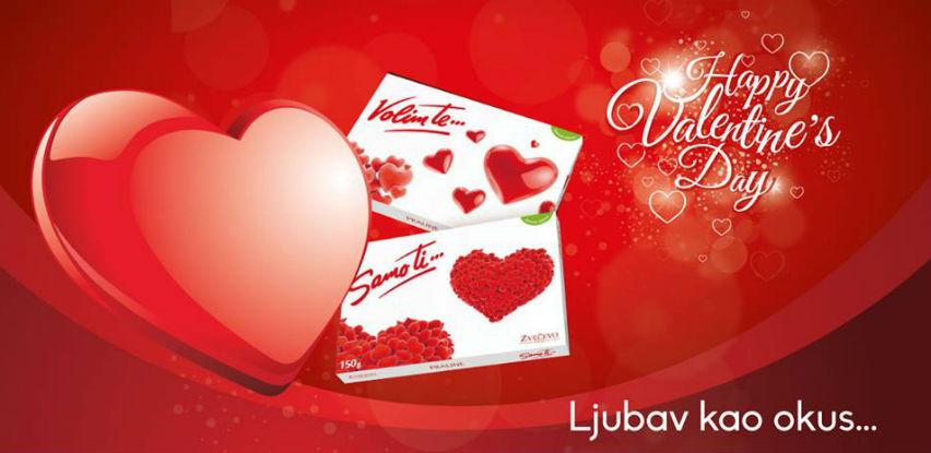 Amko komerc & Zvečevo daruju u mjesecu ljubavi