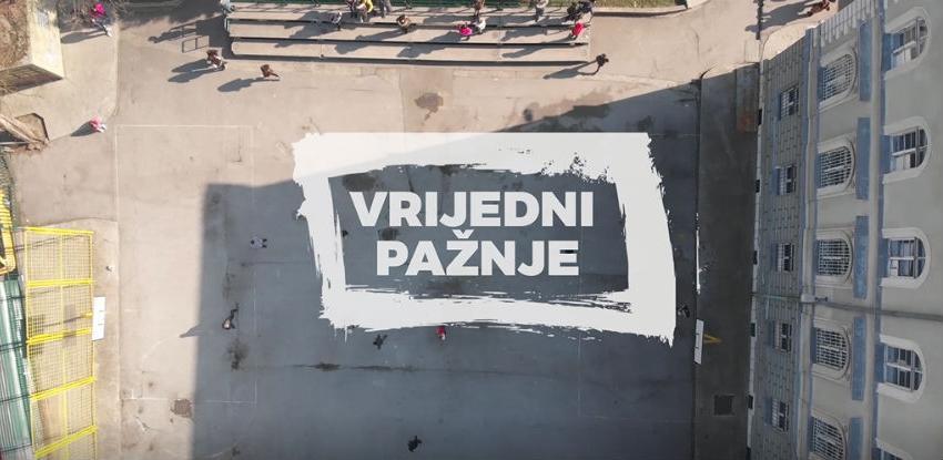 """World Vision BiH i Udruženje Kap producirali su film """"Vrijedni pažnje"""""""