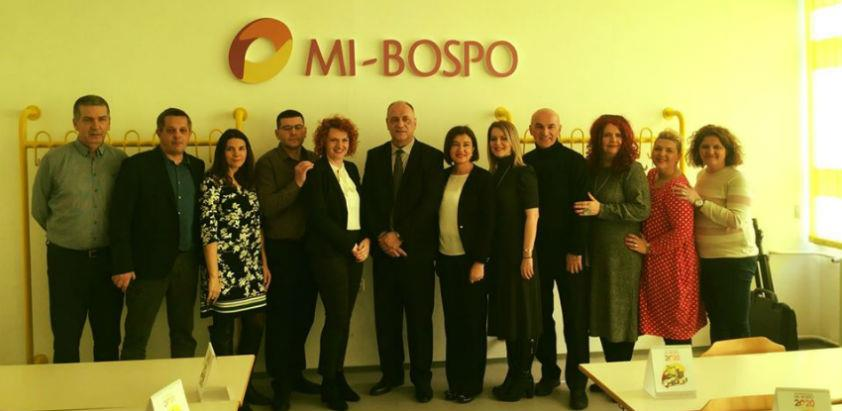 Na Ekonomskom fakultetu u Tuzli svečano otvorena MI-BOSPO sala