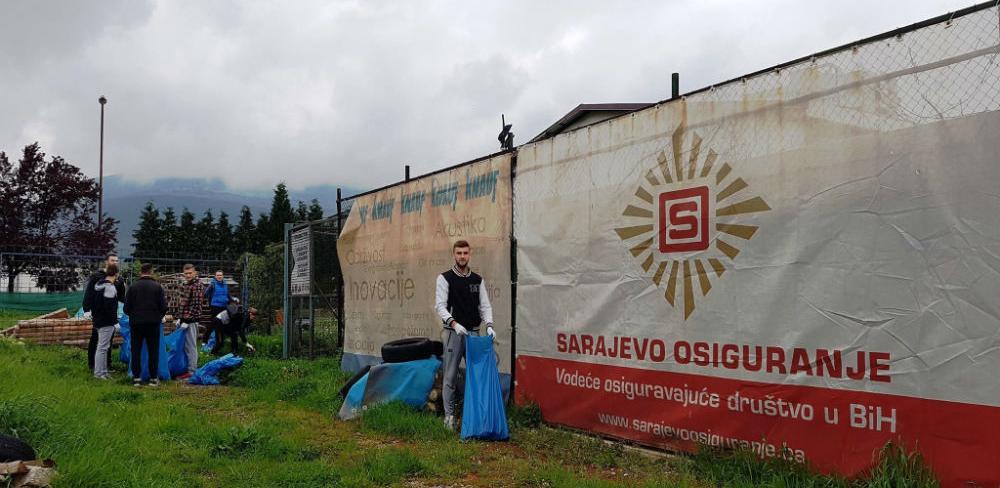 Sarajevo-osiguranje dugogodišnji sponzor svih aktivnosti OKBiH