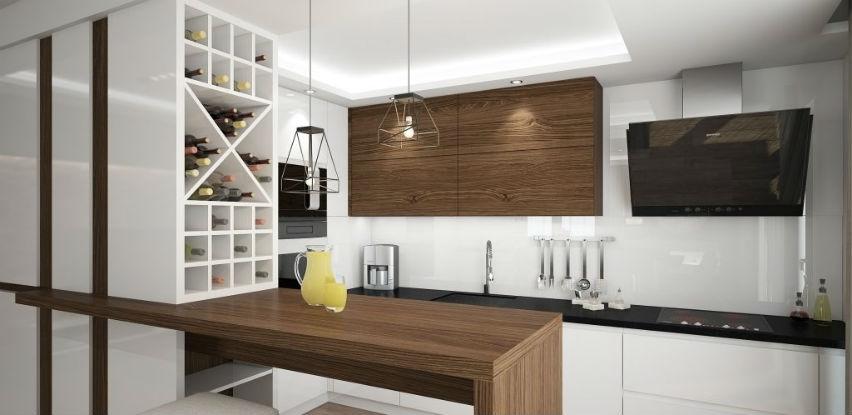 Inside kuhinje po mjeri izrađuje sa puno pažnje i posvećenosti svakom detalju