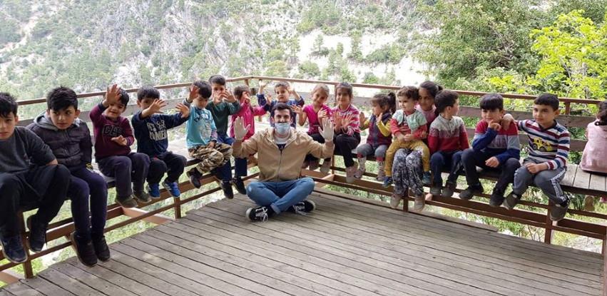 Kompanija Dom u Turskoj u humanitarnoj akciji