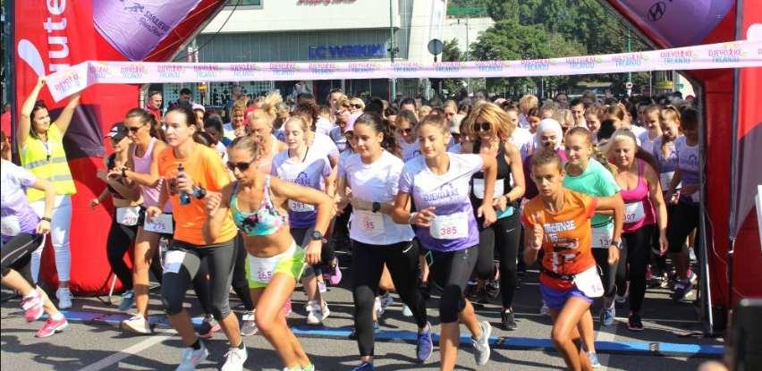 Ekopak podržao Avon djevojke na trčanju
