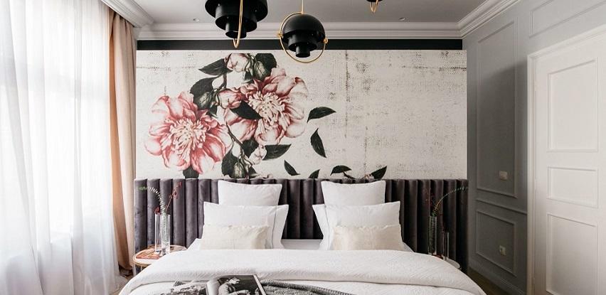 Uređenje spavaće sobe: Kreveti s tapaciranim uzglavljem (Foto)