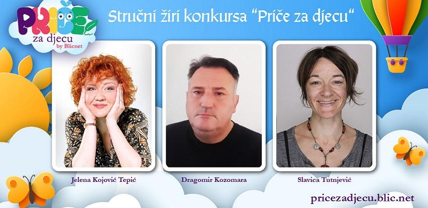 Blicnet predstavlja Stručni žiri konkursa 'Priče za djecu'