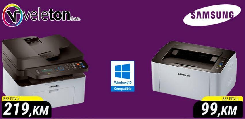 Veleton formira niske cijene printera samo za vas