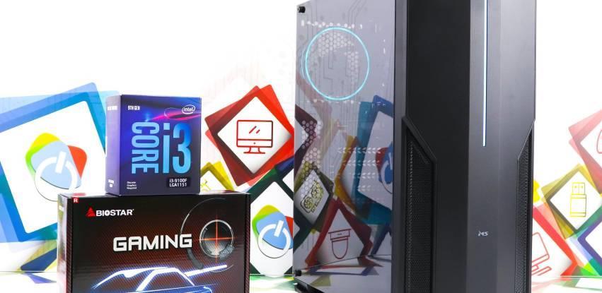 Pazi ovo!!! Potpuno nov gaming računar po super cijeni od 729,00 KM!!!