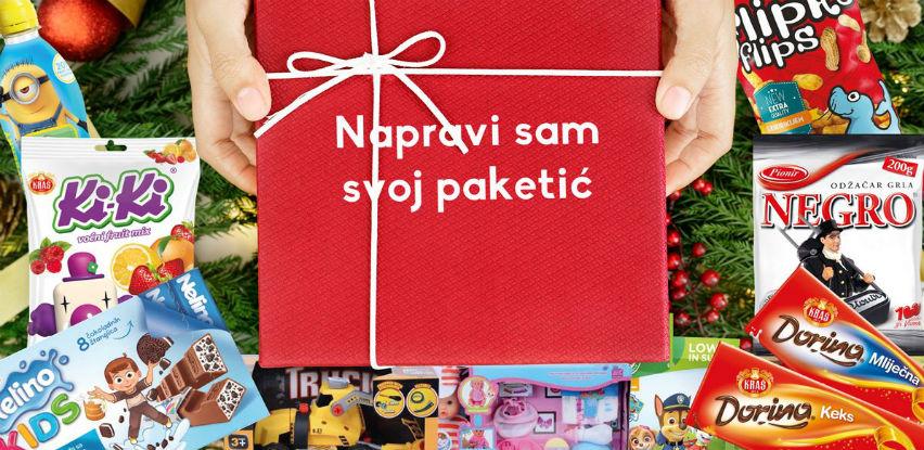Decembar je mjesec kreativnosti: Napravite sami svoj paketić!