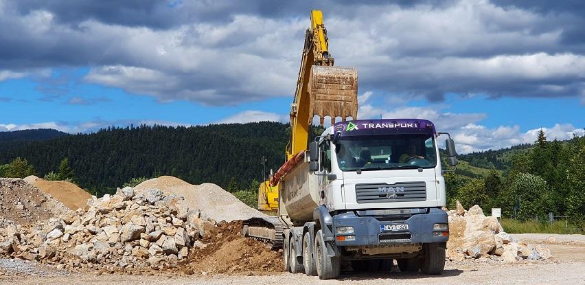 ALMY TRANSPORT - usluge izvođenja radova iz oblasti niskogradnje (FOTO)
