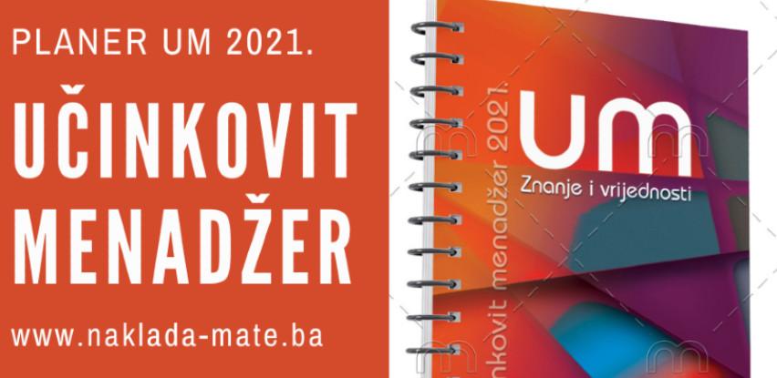 Jeste li već pripremili planer za 2021. godinu?