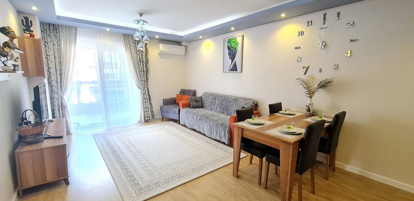 Alanya/Mahmutlar - namješten stan- 2 + 1 - 110m2 – 76.000 Eura