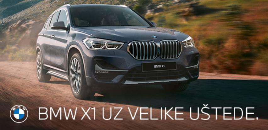 BMW X1 uz velike uštede