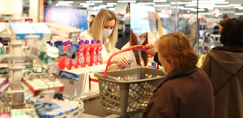 Širenje prodajne mreže - U TC Centrum otvorena sedma banjalučka dm prodavnica