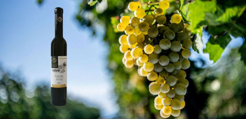 Kasna berba - Zavodljivo poluslatko bijelo vino
