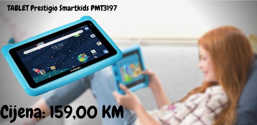 Prestigio SmartKids tablet sa korisnim aplikacijama za djecu