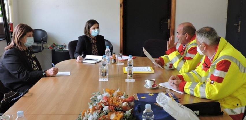 Projekat dodjele plastenika za korisnike socijalne pomoći