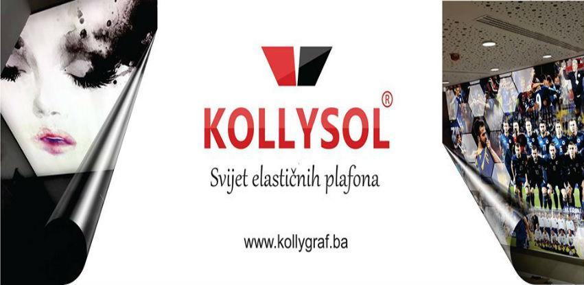 Svijet elastičnih plafona Kollysol
