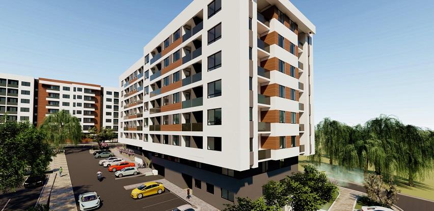 Radovi na stambenom objektu Panorama 1 odvijaju se planiranom dinamikom!