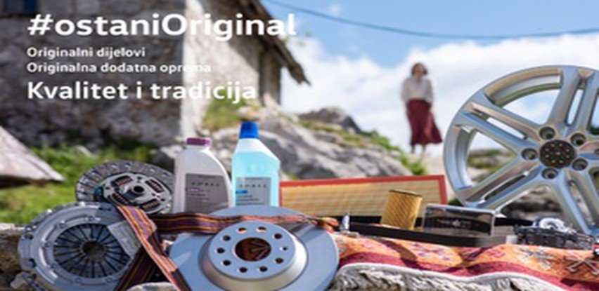 Volkswagen originalni dijelovi i oprema