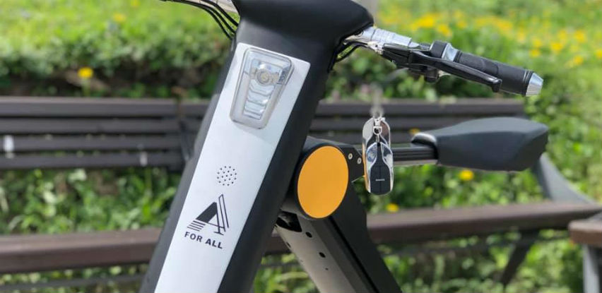 4ALL d.o.o. Sarajevo nudi najveći izbor električnih skutera i bicikala