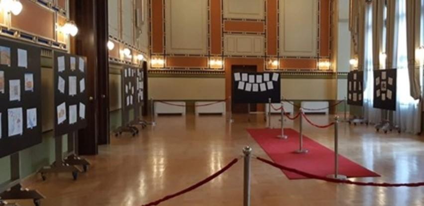 Sarajevska mladost kreirala izložbu u Vijećnici